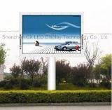 P8ハイテクの屋外のフルカラーLEDのスクリーンの電子アルミニウムは鋳造物の表示を停止する
