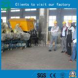 금속 조각 또는 나무 또는 타이어 또는 Foam/PVC 플라스틱 관 물자 단축 오래된 가구 다기능 슈레더 기계