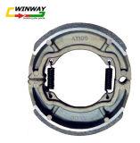 Sapata de freio da motocicleta de Ww-5117 Ax100, peça da motocicleta
