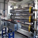 China bildete Plastik-Kurbelgehäuse-Belüftung schäumte Vorstand-Strangpresßling-Zeile mit Fabrik-Preis
