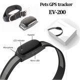 Haustiere GPS-Verfolger mit IP67 imprägniern (EV-200)