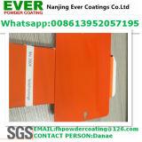 Брызг краски покрытия порошка Ral2009 ровный лоснистый глянцеватый электростатический