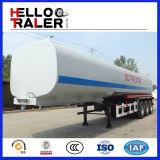 Fabricante del acoplado de China 45000 litros de petróleo del combustible de acoplado del petrolero