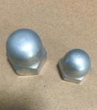 Écrous borgnes voûtés Hex en laiton/M16 de cuivre DIN1587, 2016
