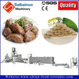 Beschaffenheits-Sojabohnenöl-Protein-Bohnen-Maschinen-Spott-Fleisch-Maschine