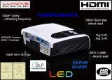 Mini projetor de C5 HDMI