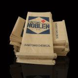 Bolsa de papel impermeable para el cemento