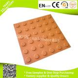 Mattonelle di gomma del Braille/pavimento di gomma