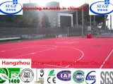 Clean Outdoor Basketball Court Sports Flooring에 쉬운