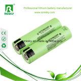 18650 batterijcel NCR18650PF 2900mAh voor e-Sigaret