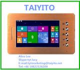 Sistema video de Bell de porta de Taiyito para a comunidade com função da automatização Home