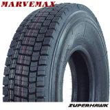 Marvemax haltbarer LKW-Gummireifen und Bus-Gummireifen 11.00r20