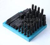 Dureté élevée en acier de luxe 58PCS de M18X20mm serrant le nécessaire