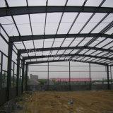 Vorfabriziertes Stahlrahmen-Lager mit grossem Kabinendach