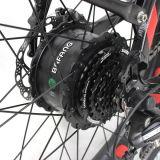 2017 جديدة تصميم ثلج سمين درّاجة كهربائيّة مع [بفنغ] محرك خلفيّ, [1000و] يتوفّر
