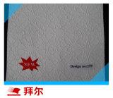 Tuiles (enduites) stratifiées par PVC de plafond suspendu de gypse (plaque de plâtre) (OIN)