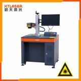 Borne de bureau de laser de fibre pour la plaque signalétique 20W 30W 50W