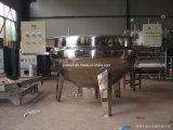 完全なステンレス鋼の高品質の電気調理のやかん