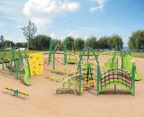 Strumentazione esterna di Body-Building di multi funzione divertente per i bambini