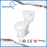 Siphonic 1.28gpf Single Flush Alongado Ceramic Toilet (ACT9060)