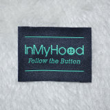 Fabbrica Supply Main/Size Woven Label per Garment Accessories