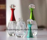 Bottiglia cosmetica di vetro di lusso del vetro da bottiglia della bottiglia di profumo