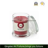 Fornitore per la candela di vetro del vaso 12oz della decorazione domestica