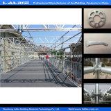 Гальванизированные стальные леса Ringlock для конструкции здания в Shandong