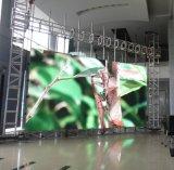 Pantalla de interior del alto brillo LED del proyecto del gobierno de P6s Skymax