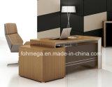 CEO de luxe de Modern Office Desk avec Customers Chair (FOH-RAS02)