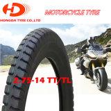 Nigeria-Markt Competitve Preis-Motorrad-Gummireifen 250-14