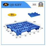 Paleta plástica resistente reforzada acero grande con precios de fabricante