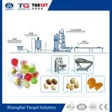 Умирать-Сформированная Yt400 производственная линия трудной конфеты плодоовощ для сбывания