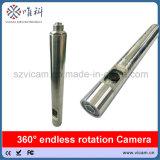 Poço do cabo de Vicam 300m & câmera da perfuração com câmera dupla e o guincho elétrico V10-BCS