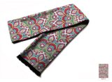 Lenço de seda feito sob encomenda do teste padrão indiano