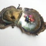 真空パックの6-8mm緩い塩水の円形の培養されたAkoyaの真珠貝