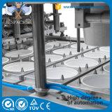 8 het Vullen van de Yoghurt van de Koppen van het water de Verzegelende Machine van de Verpakking met Ce