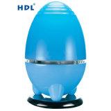 Líquido de limpeza de ar molhando do aníon elétrico saudável azul