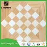 V el azulejo de suelo del laminado de madera del surco con AC3 impermeabiliza HDF