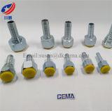 20111 embouts de durites hydrauliques droits métriques de ajustement de Multiseal d'amorçage femelle de couplage commun convenable du DK