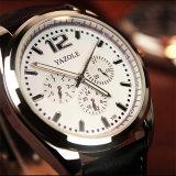 Вахты шкалы способа H335 вахты кварца компактной конструкции Wristwatch большого водоустойчивые