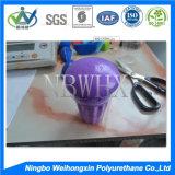 Pigmento violeta para a esponja do plutônio