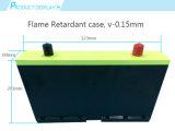 Batería de coche sin necesidad de mantenimiento del litio de Pl12334s1p 12V