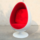 Replica in fibra di vetro Eero Aarnio Egg Pod Chair