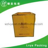 Цветастая бумажная хозяйственная сумка подарка с конкурентоспособной ценой