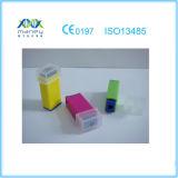Desechable estéril de plástico torcedura Top Sangre Lancet (MN-DL001)