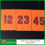 스포츠 착용을%s Qingyi 좋은 품질 열전달 스티커