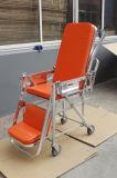 접힌 알루미늄 합금 승인되는 의자 들것
