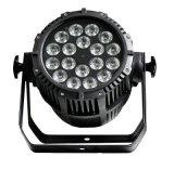 Rasha heißer Verkauf IP65 imprägniern LED-NENNWERT Licht 18*10W 4in1 RGBW/RGBA LED NENNWERT Projektor für im Freienereignis-Partei