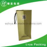 個人化された安い習慣によって印刷されるペーパーワイン袋